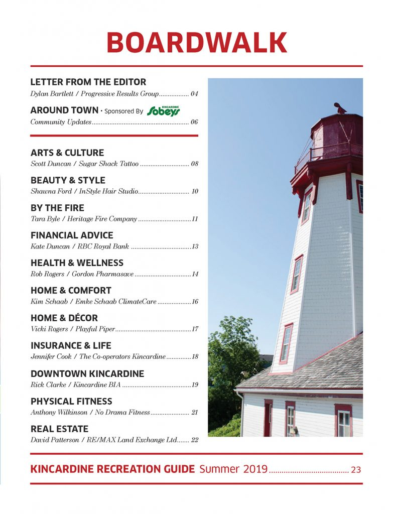 http://www.thecommunitymagazines.com/wp-content/uploads/2019/05/Boardwalk_Kincardine_Summer2019_FullMag_Page_03-783x1024.jpg
